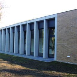 Schulungsgebäude, Halle (Saale)