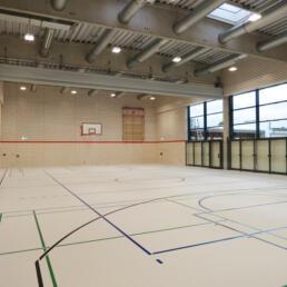 Sport-und Therapiehalle St. Joseph-Krankenhaus, Dessau-Roßlau