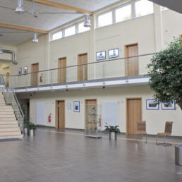 Trink- und Abwasserverband Börde, Verwaltungsgebäude, Oschersleben