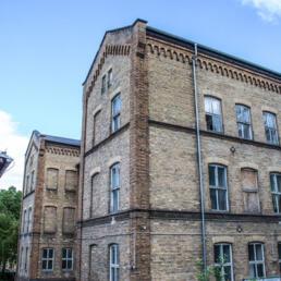 Vereinsgebäude, Umbau, Dessau-Roßlau
