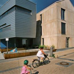 Verwaltungsgebäude WWAZ, Wolmirstedt