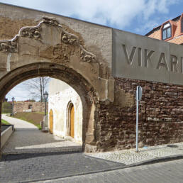 Vikariatsgarten, Lutherstadt Eisleben
