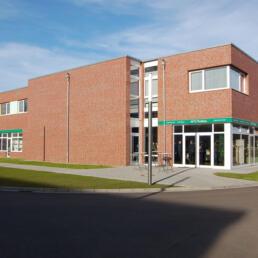 Wissenschaftslabor und Funktionsgebäude, Dessau-Roßlau