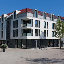 Wohn-und Geschäftshaus Markt 14-16, Schönebeck (Elbe)