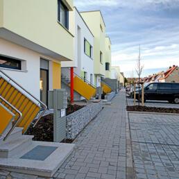 Wohnanlage Gräwigstraße, Haldensleben