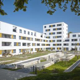Wohnanlage Königsviertel, Halle (Saale)