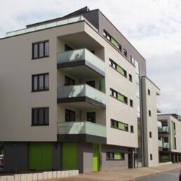 Wohnanlage Weinbergstraße, Magdeburg