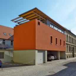Wohngebäude, Sanierung und Ersatzneubau, Hansestadt Stendal