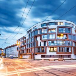 Wohnhaus 'Nordpark', Magdeburg
