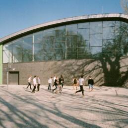 Zweifeldsporthalle, Hansestadt Salzwedel