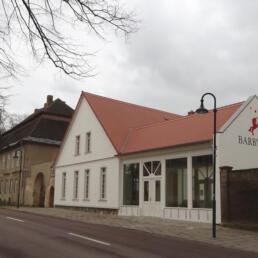 Rittergut von Barby, Café, Möckern OT Loburg