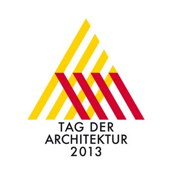 Logo Tag der Architektur 2013