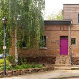 Wohn- und Atelierhaus, Sanierung und Umbau, Halle (Saale)