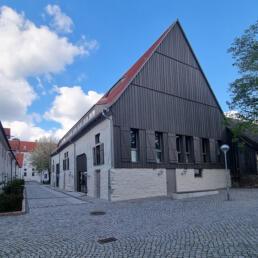 Große Feldscheune, Umnutzung, Halle (Saale)