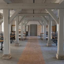 Druckerei- und Magazingebäude, Umnutzung, Halle (Saale)