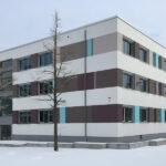 """Berufsbildende Schulen """"Hermann Beims"""", Sanierung, Magdeburg"""
