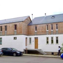 Zwillingshäuser, Schönebeck (Elbe)