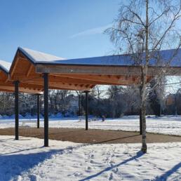Carl-Leberecht-Messow-Pavillon, Biederitz