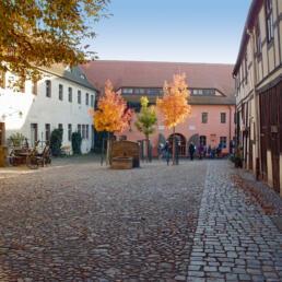 Cranach-Hof, Schlossstraße 1, Lutherstadt Wittenberg