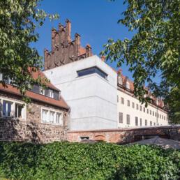 Augusteum, Sanierung und Umbau, Lutherstadt Wittenberg