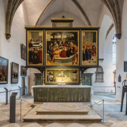 Stadtkirche St. Marien, Generalsanierung, Lutherstadt Wittenberg