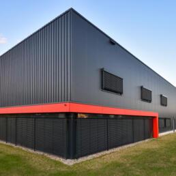 Betriebsgebäude SCREEN RENT Vertriebs- und Service GmbH, Magdeburg